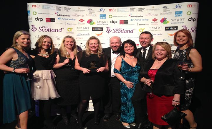 Acc Liverpool Team At The M It Awards 2015